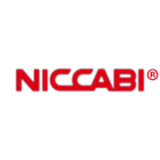 niccabi company logo in red